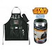Star wars Apron and Oven Mitt Set Darth Vader - Image 2