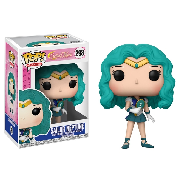Neptune (Sailor Moon) Funko Pop! Vinyl Figure #298
