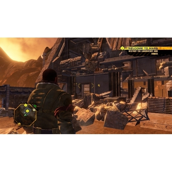 Red Faction Collection (Red Faction, Guerrilla & Armageddon) PC Game - Image 5