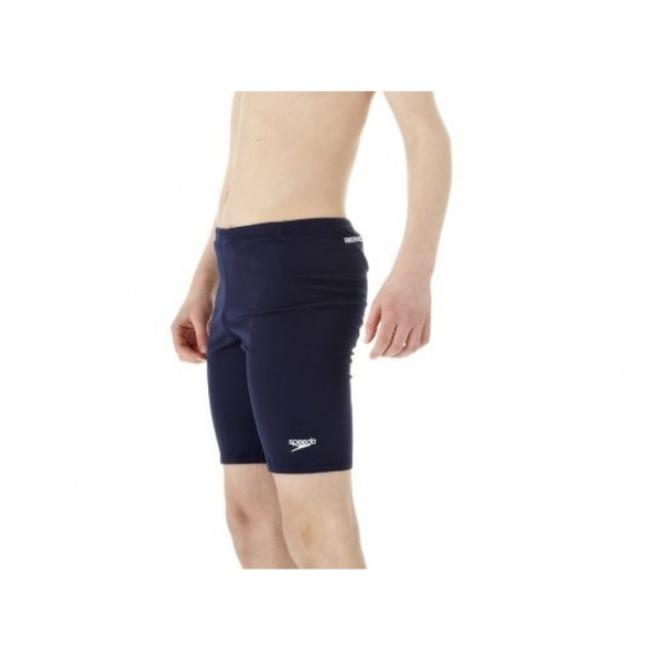 Speedo Boys End Jammer Navy 26 inch