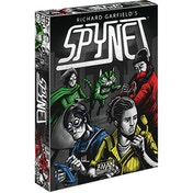 SpyNet Board Game