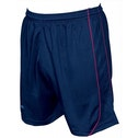 Precision Mestalla Shorts 30-32 inch Navy/Red