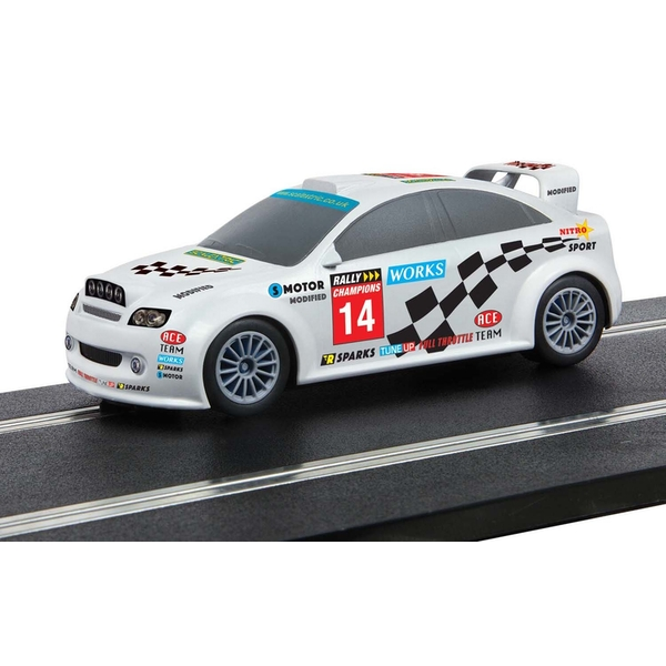 Scalextric Team Modified Start Rally Car