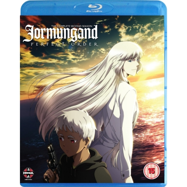 Jormungand: Perfect Order - Complete Season 2 Blu-ray