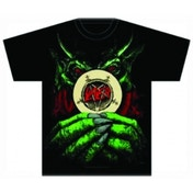 Slayer Root of all Evil Mens T Shirt: X Large