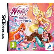 Winx Club Magical Fairy Party Game DS