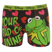 Disney Muppets Kermit Boxer Shorts Medium