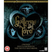 Del Toro Collection Blu-ray