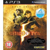 Resident Evil 5 Gold Edition (Move Compatible) Game PS3