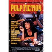Pulp Fiction - Cover Maxi Poster