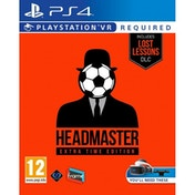 Headmaster Extra Time Edition PS4 Game (PSVR Required)