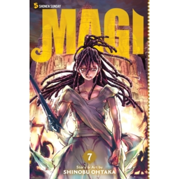 Magi: The Labyrinth of Magic, Vol. 1 : 1