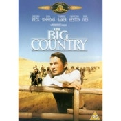 The Big Country DVD