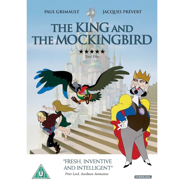 The King And The Mockingbird DVD