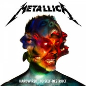 Metallica - Hardwired... To Self-Destruct CD