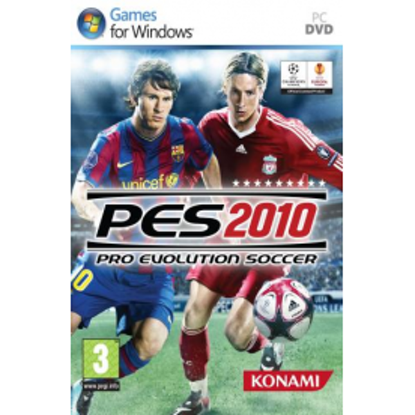 Pro Evolution Soccer 2010 Game PC