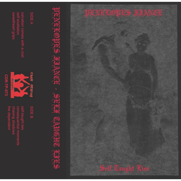 Penelope's Fiance ‎- Self Taught Lies Cassette