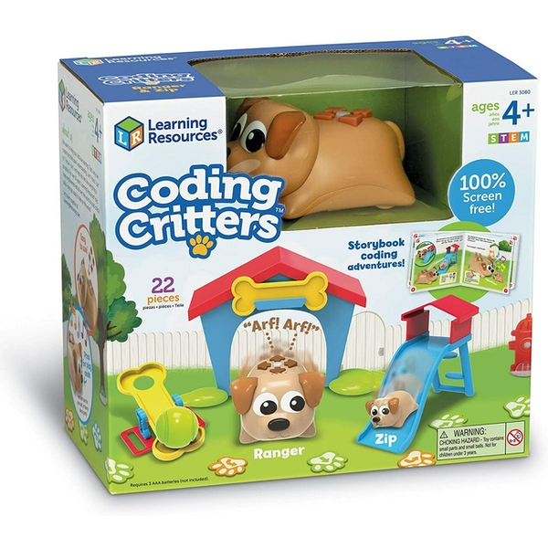 Learning Resources Coding Critters - Ranger & Zip