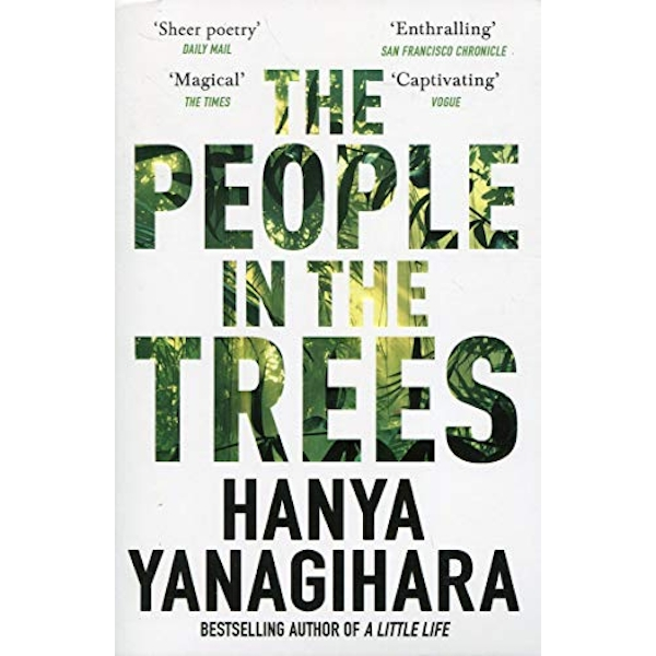 The People in the Trees  Paperback / softback 2018