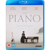 The Piano Blu ray