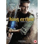 King Arthur: Legend of the Sword DVD   Digital Download