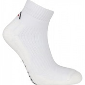 MANTIS Sports Quarter Socks UK Size 8-12 White