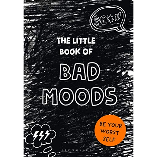 The Little Book of BAD MOODS  2018 Paperback / softback