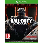 Call Of Duty Black Ops 3 III Zombie Chronicles HD Xbox One