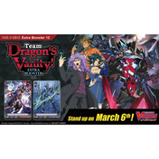 Cardfight Vanguard Tcg Team Dragon S Vanity Extra Booster Box 12 Packs Shop4megastore Com