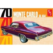 1970 Chevy Monte Carlo 1:25 Diecast Model