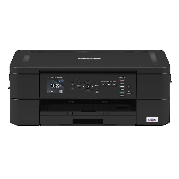 Brother DCP-J572DW 3-In-1 A4 Inkjet Printer UK Plug