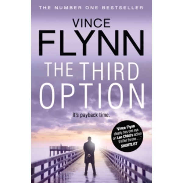The Third Option by Vince Flynn (Paperback, 2011)
