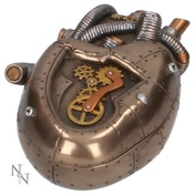 Steampunk Heart of Science