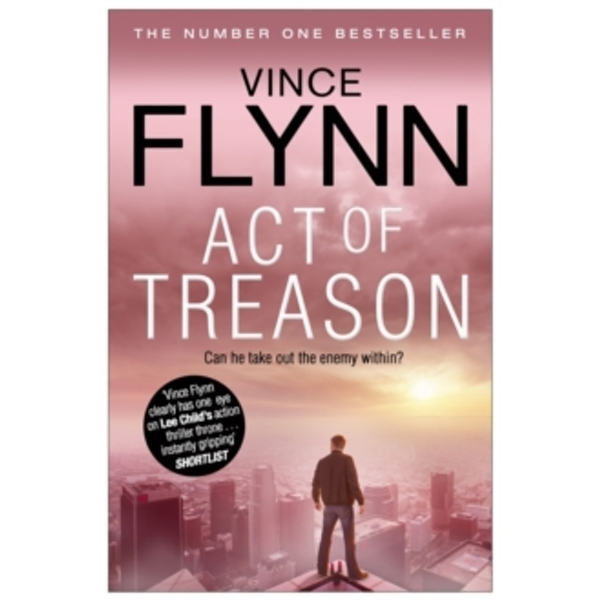 Act of Treason by Vince Flynn (Paperback, 2012)