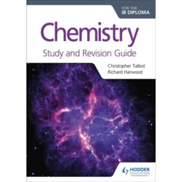 Chemistry for the IB Diploma Study and Revision Guide by Christopher Talbot, Richard Harwood (Paperback, 2017)
