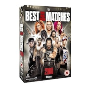 WWE The Best PPV Matches Of 2016 DVD