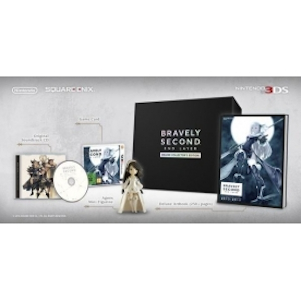 Bravely Second End Layer Collectors Edition 3DS Game - Image 2