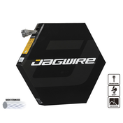 Jagwire Basics Shift Inner Cable Stainless 2300mm SRAM/Shimano Workshop Filebox (x100)