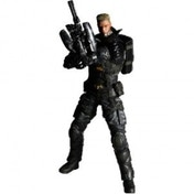 Deus Ex Human Revolution Lawrence Barrett Play Arts Kai Action Figure