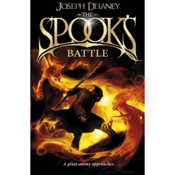 The Spook's Battle: Book 4 by Joseph Delaney (Paperback, 2014)