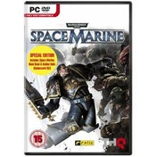 Warhammer 40000 Space Marine Game + Pre-order Pack PC