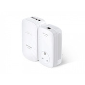 TP-LINK AV1200 Gigabit Powerline ac Wi-Fi Kit UK Plug
