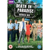Death In Paradise - Series 6 DVD