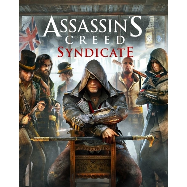 Assassin's Creed Syndicate Special Edition PC Game