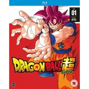 Dragon Ball Super Season 1 - Part 1 (Episodes 1-13) Blu-ray