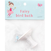 Fairy Bird Bath Pack Of 6