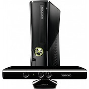 250GB Console System + Kinect Sensor + Adventures Game Xbox 360