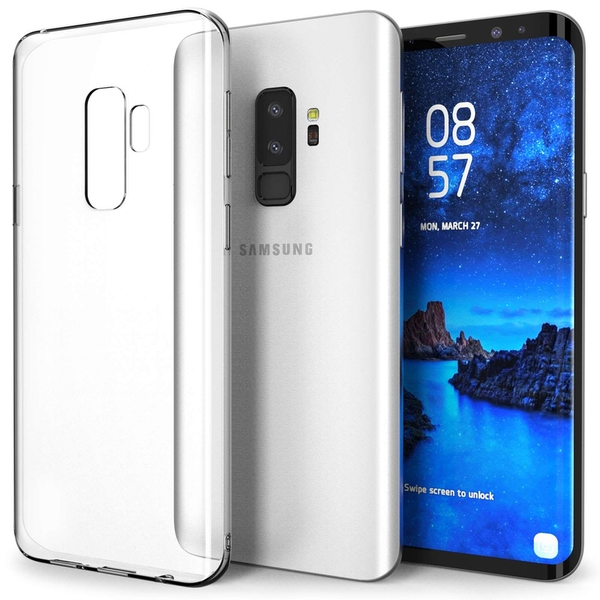 Samsung Galaxy S9 Plus Ultra Thin - Clear - Image 1