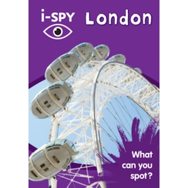 i-Spy London : What Can You Spot?