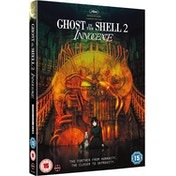 Ghost In The Shell 2: Innocence DVD